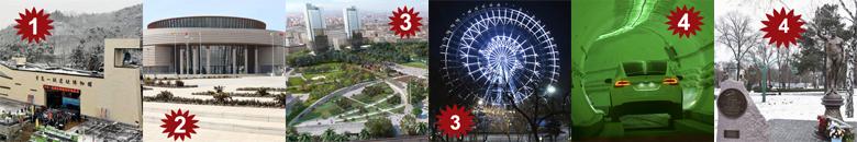 Самые топовые новинки в городах мира в декабре 2018 года