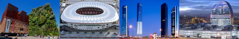 Мадрид и XXI век